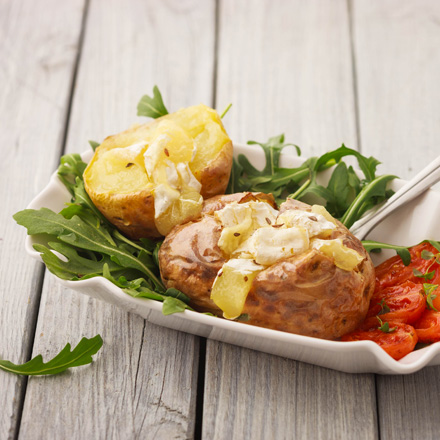rezepte-ofenkartoffel-rucola-dreierlei