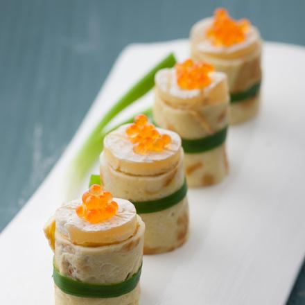 rezepte-omelette-rolle-forellenkaviar
