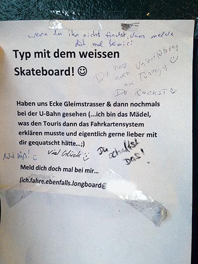 Genial verrückte Stories: Notes of Berlin